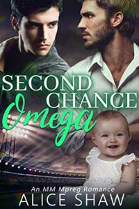 second chance omega cover