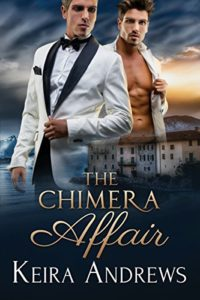 The Chimera Affair cover