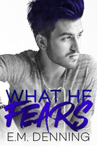 What he fears cover