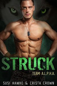 Struck cover