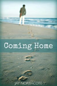 Book Cover, Coming Home by Jay Northcote