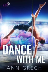 Book Cover, Dance With Me by Ann Grech