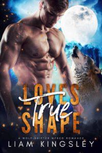 Book Cover, Love's True Shape