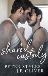 Book Cover, Share Custody by Peter Styles & J.P. Oliver