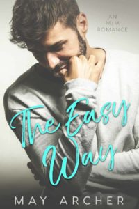 gay romance book cover of The Easy Way by May Archer