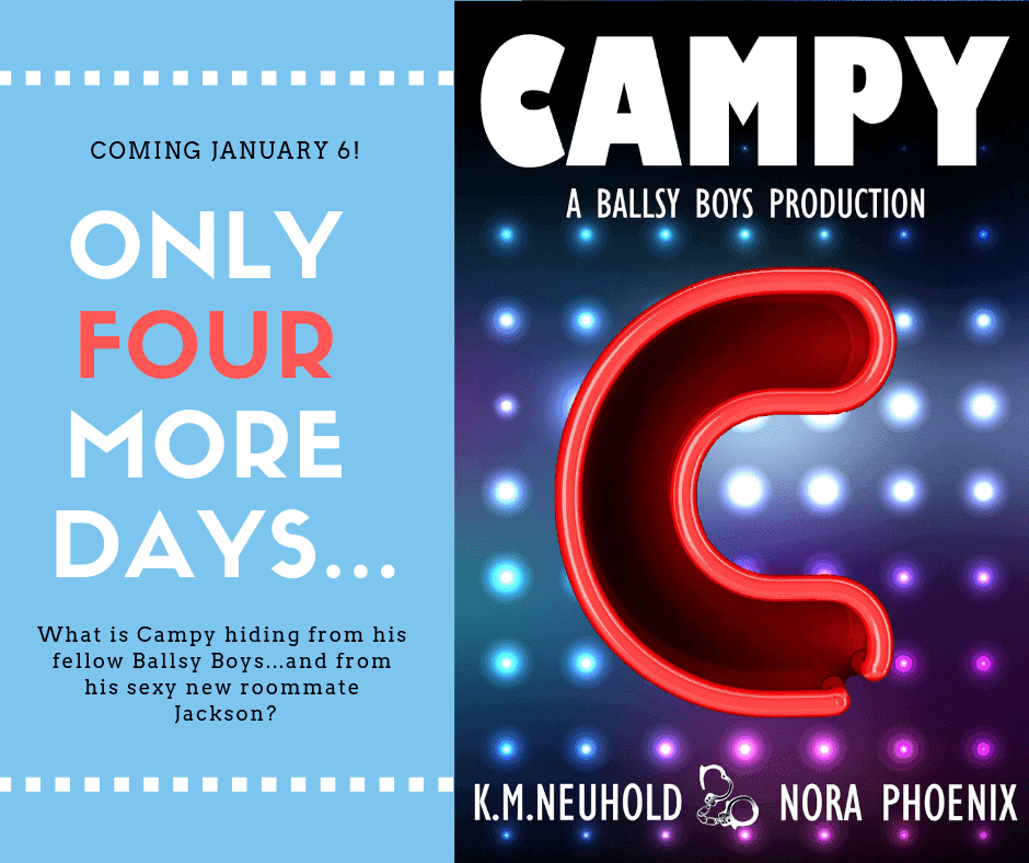Campy release promo