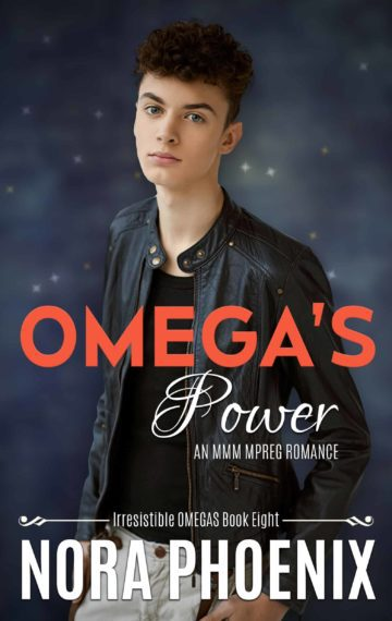 Cover Omega's Power