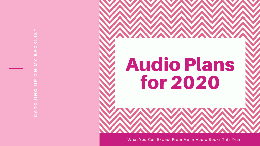 audio plans for 2020